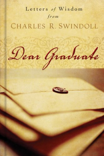 Dear Graduate Charles R Swindoll ebook