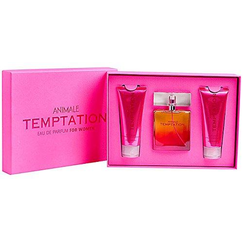 ANIMALE Temptation 3 Piece Gift Set for Women Animale Animale Gift Set