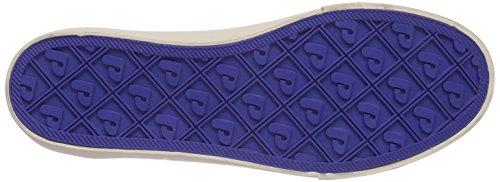 Puntatore Uomo Cerca Sneaker Blu Adriatico