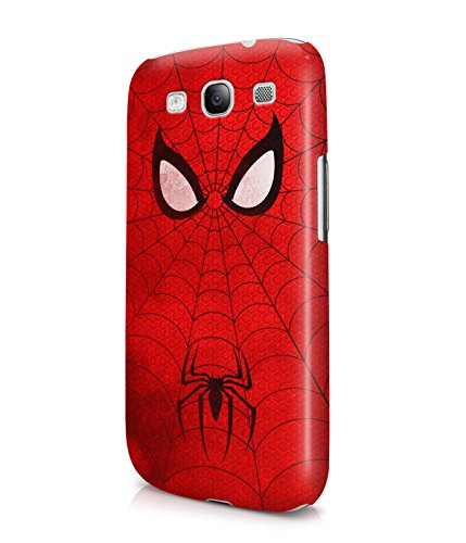 The Amazing Spiderman Grunge Plastic Snap-On Case Cover Shell For Samsung Galaxy S3