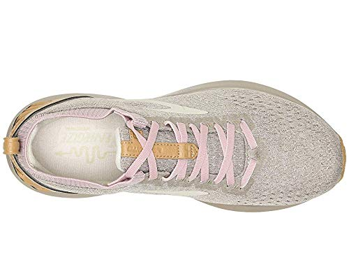 Brooks Women's Levitate 2 Tan/Brown/Pink 8 B US