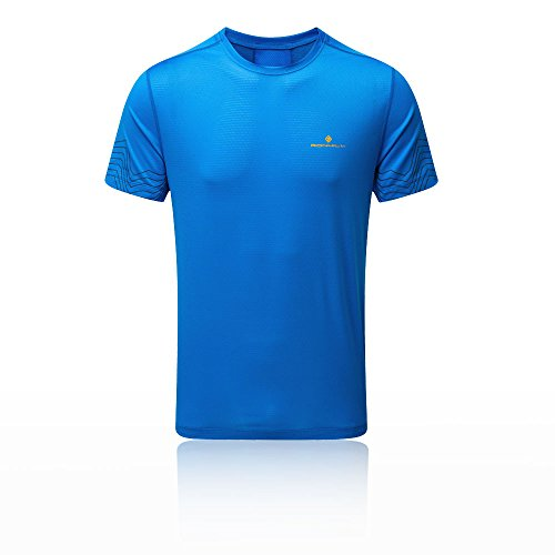 Ronhill Mens Stride S/S Crew Tee from Ronhill
