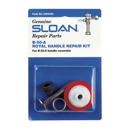 HANDLE REPAIR KIT SLOAN by SLOAN MfrPartNo 089411 (Assembly Handle B32a)