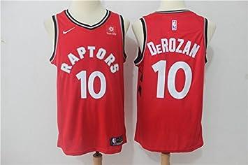 new product 4881a da151 NIKE DeMar DeRozan Toronto Raptors Swingman Jersey Red Icon ...
