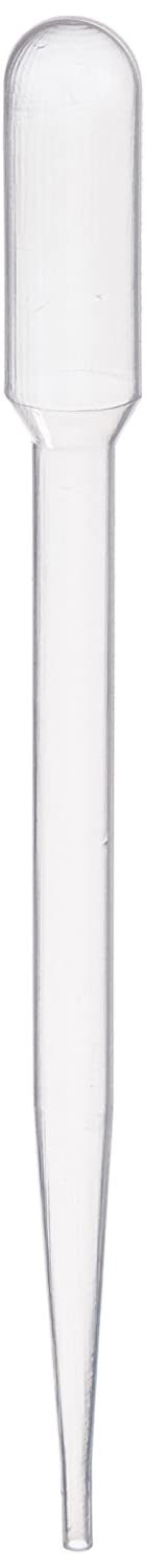 Neolab 1 6151 Pasteur Pipettes 3.2 oz, Ungraduiert, 156 mm Long (Pack of 500) 156mm Long (Pack of 500) 1-6151