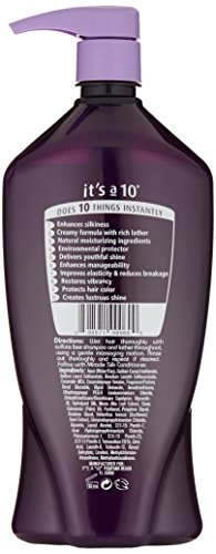 Buy top 10 best shampoo and conditioner