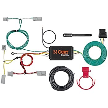curt wiring harness problems wiring diagram & electricity basics 101 \u2022 wiring pigtails for automotive amazon com curt manufacturing curt 56011 custom wiring harness rh amazon com curt hitch wiring harness