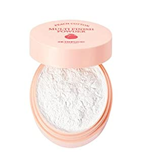 SKINFOOD Peach Cotton 5 Multi Finish Powder, 15g