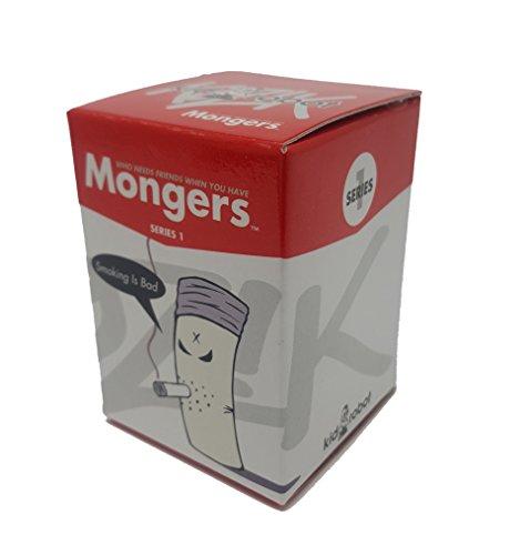 Kozik Kidrobot Series Mongers (Mongers Series 1 - single blind box)
