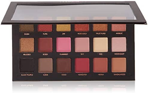 Huda Beauty Rose Gold Edition Palette Amazon Com Thegoodchoiceuae