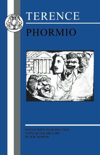 Terence: Phormio (Latin Texts)