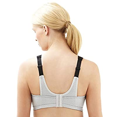 Glamorise Women's Double-Layer Custom-Control Sport Bra at Women's Clothing store