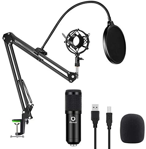 Condenser Microphone Streaming Professional Broadcasting product image