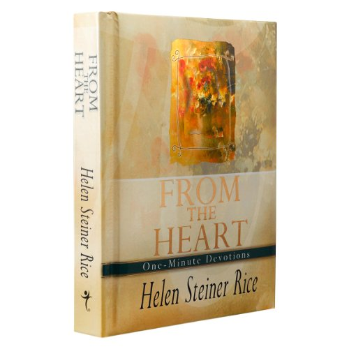 From the Heart: One-Minute Devotions