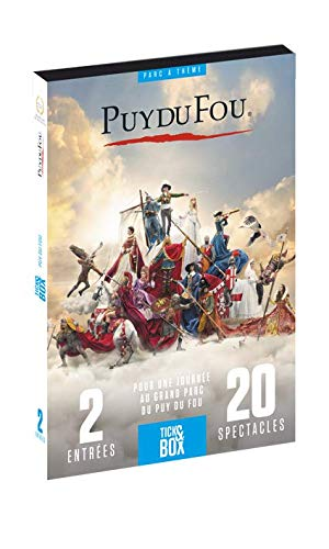 Tick&Box PUY du Fou Travel Stadium