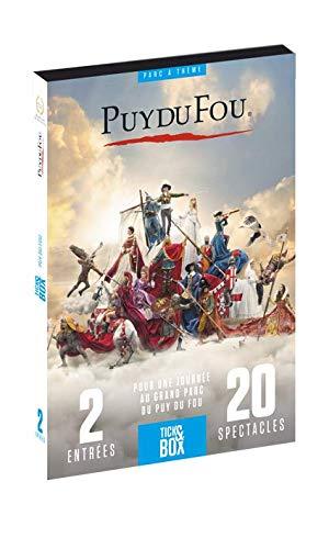 Tick&Box - Coffret Cadeau Parc PUY du Fou