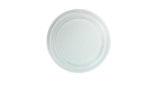 First4Spares apta para microondas suave de cristal diseño de ...