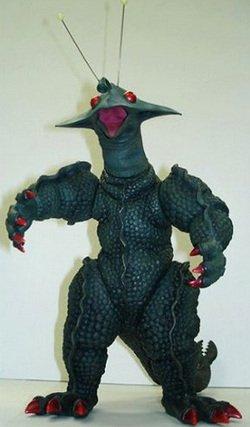 エクスプラス 宇宙大怪獣ギララ ソフビ ビッグフィギュア 通常版 (宇宙怪獣ギララ )