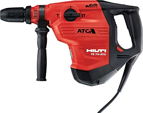Hilti 3514171 TE 70 ATC/ AVR Combihammer Performance Package