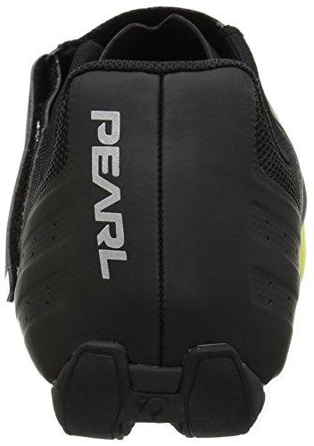 PEARL iZUMi Select Road V5 - Zapatillas Hombre - verde/negro Talla del calzado 42 2018