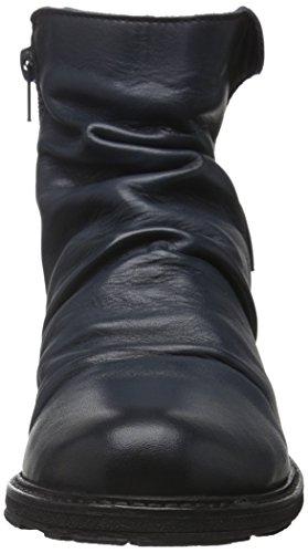 Buffalo London Es 30870 Garda, Zapatillas de Estar por Casa para Mujer Azul - Blau (AZUL 66)