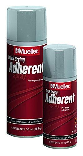 (Mueller Quick Drying Adherent Spray, 10)