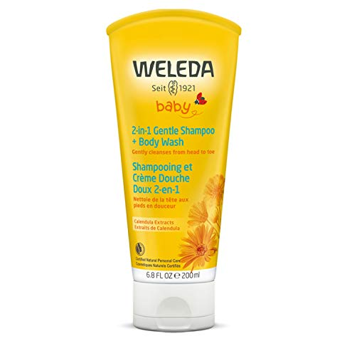 Weleda 2in1 Gentle Shampoo +...