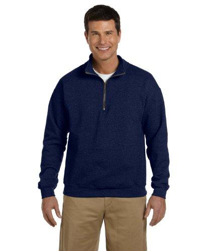 Zipper Mens Sweatshirts - 6