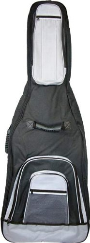 Ashbury EC-D33S-10EKS - Funda para guitarra elé ctrica, color negro Ashbury Cases & Bags