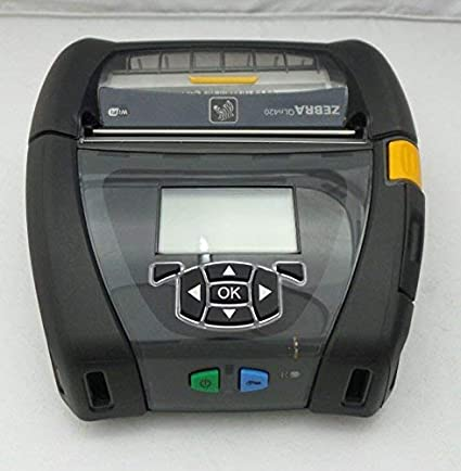 Amazon com: New Zebra QLN420 Mobile Label Printer With