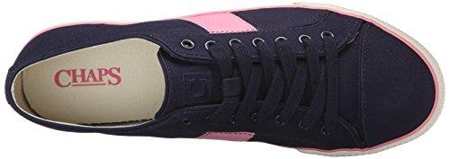 Chaps Wren Fashion Sneaker Marine / Roze Voor Dames