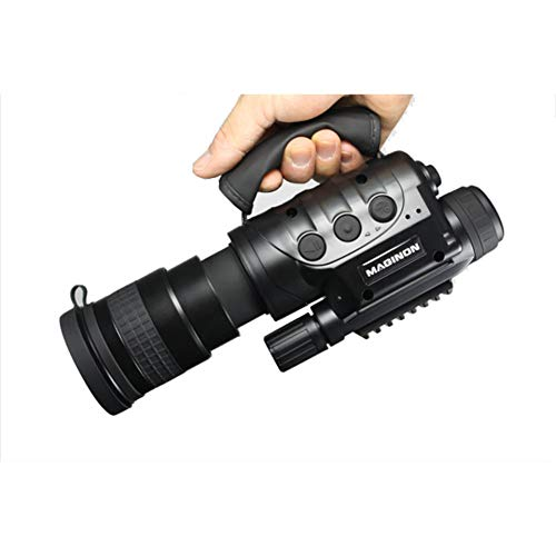 CITW Professional Night Vision Monocular Digital Infrared Tactical Telescope Hd Long Range Military Hunting monocular Day and Night Universal -