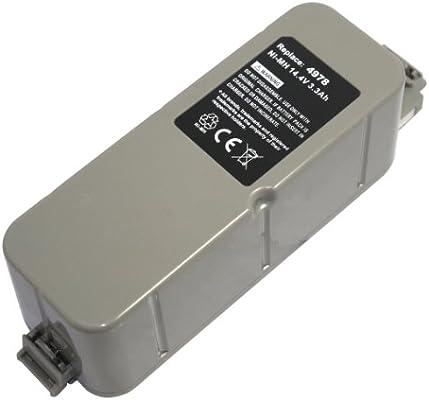 Power Smart® 14,40 V NiMH 3300 mAh Aspiradora batería para Roomba iTouchless av001 a, iTouchless av002 a, 4978, 17373, 40901, 4978, 17373, 40901, 11700: Amazon.es: Hogar