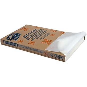 Amazon.com: Dixie Grease-Proof Silicone Coated Non-Stick