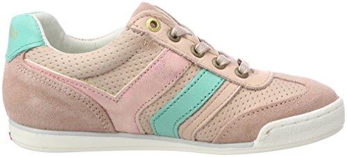 Pantofola dOro Vasto Ragazze Low, Zapatillas Para Niñas Pink (Nude)