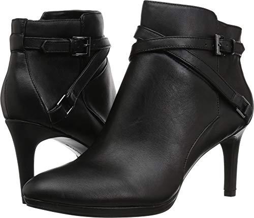 Bandolino Women's BARUFFI Ankle Boot, Black, 7 M ()