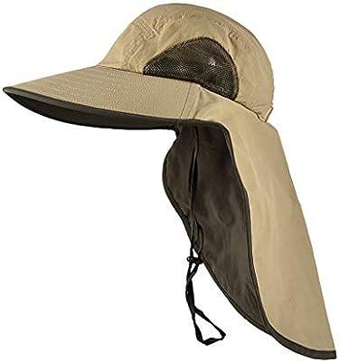hat Gorras De Pesca para Hombres Al Aire Libre Plegables ...