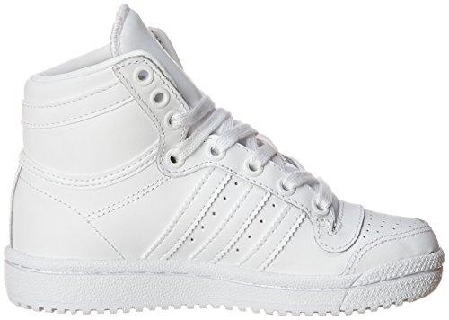 Adidas Originals Top Tien Hi C Basketbal Sneaker (klein Kind / Groot Kind) Wit