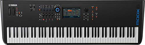 Yamaha MODX8 88-Key Weighted Action Synthesizer (Yamaha Workstation Keyboard)