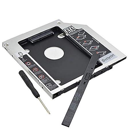 Premium Marco de Disco Duro SATA3 SSD/HDD Adaptador para Ultraslim ...