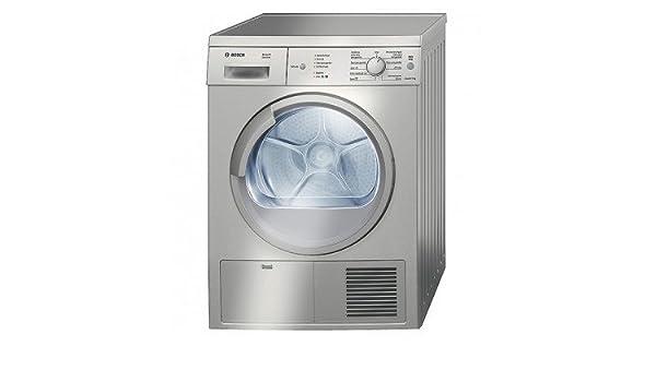 Secadora Bosch Wte8611xee 8kg Condensacion Inox Ah Electronica ...