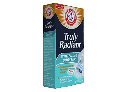 (Arm and Hammer Teeth Whitening Booster Toothpaste - 2.5 Oz (Pack of 3))