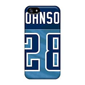 New Cute Funny Tennessee Titans Case Cover/ Iphone 5/5s Case Cover