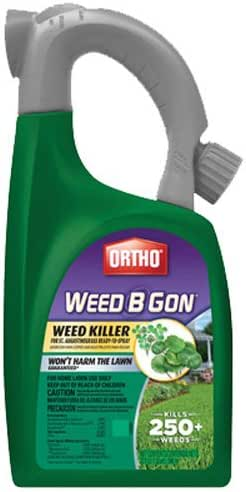 Ortho RTS Weed B Gon Weed Killer for St. Augustinegrass 32 oz (Sold in select Southern states)
