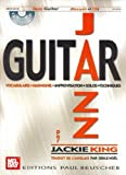 partition jazz guitar cd