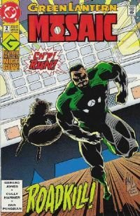Green Lantern: Mosaic #2 Green Lantern Mosaic