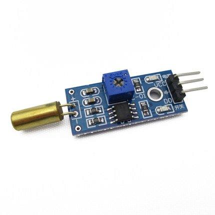 (GUWANJI DC 3.3-5V Angular Transducer Tilt Slant Angle Sensor Module for MCU)
