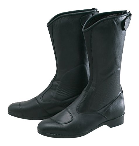[해외]버 기 (Buggy) 챌 린 저 롱 부츠 블랙 24.5 B039-01-24.5 / Buggy (Buggy) Challenger long boots black 24.5 B039-01-24.5