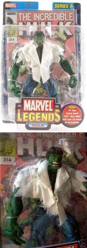 Hulk Torn Shirt Marvel Legends Variant MOC