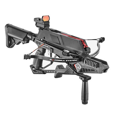 EK Archery R9 RX Adder Automatic 6 Shot Repeating Crossbow ...